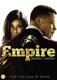 Empire - Seizoen 1-DVD