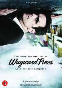 Wayward Pines - De Complete Mini Serie-DVD