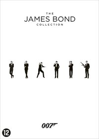James Bond - The Collection-DVD
