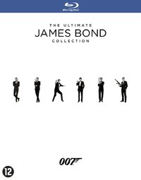 James Bond - The Ultimate Collection-Blu-Ray