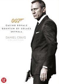 007 Daniel Craig Collection-DVD