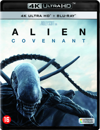Alien - Covenant (4K Ultra HD En Blu-Ray)-4K Blu-Ray