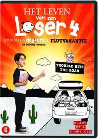 Het Leven Van Een Loser 4 - Flutvakantie-DVD