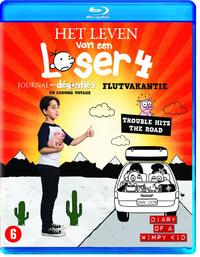 Het Leven Van Een Loser 4 - Flutvakantie-Blu-Ray