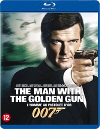 The Man With The Golden Gun-Blu-Ray