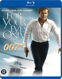 For Your Eyes Only-Blu-Ray