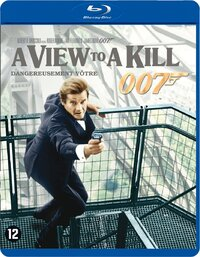 A View To A Kill-Blu-Ray