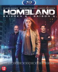 Homeland - Seizoen 6-Blu-Ray