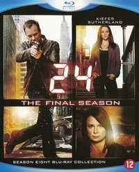 24 - Seizoen 8-Blu-Ray