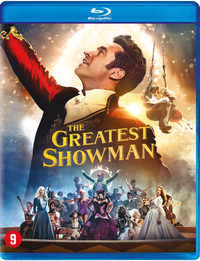 The Greatest Showman-Blu-Ray