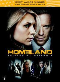 Homeland - Seizoen 2-DVD
