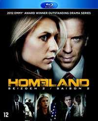 Homeland - Seizoen 2-Blu-Ray