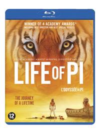 Life Of Pi-Blu-Ray