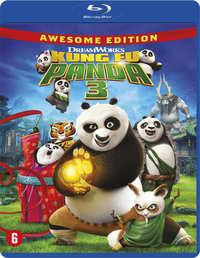 Kung Fu Panda 3-Blu-Ray