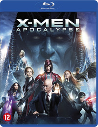 X-Men - Apocalypse-Blu-Ray