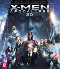 X-Men - Apocalypse (3D En 2D Blu-Ray)-3D Blu-Ray
