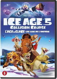 Ice Age 5 - Collision Course-DVD
