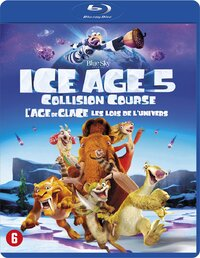 Ice Age 5 - Collision Course-Blu-Ray