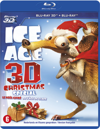 Ice Age - Christmas Special (2D + 3D Blu-Ray)-Blu-Ray