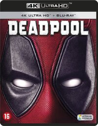 Deadpool (4K Ultra HD + Blu-Ray)-4K Blu-Ray