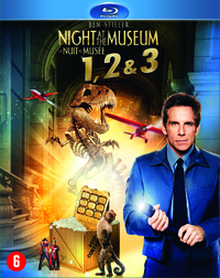 Night At The Museum 1-3-Blu-Ray