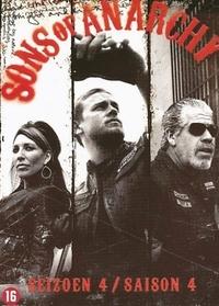 Sons Of Anarchy - Seizoen 4-DVD