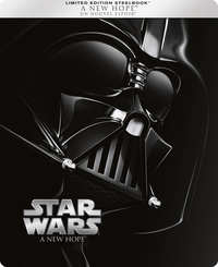 Star Wars Episode IV - A New Hope-Blu-Ray