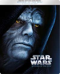 Star Wars Episode VI - Return Of The Jedi-Blu-Ray