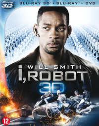 I Robot (3D En 2D Blu-Ray + DVD)-3D Blu-Ray
