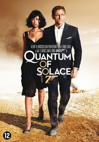 Quantum Of Solace-DVD