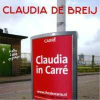 Claudia In Carre-Claudia de Breij-CD