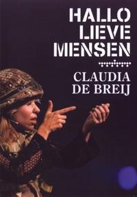 Claudia De Breij-Hallo Lieve Mensen-DVD