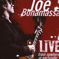 Live - From Nowhere In..-Joe Bonamassa-CD