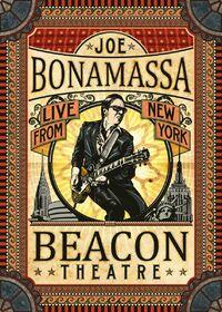 Joe Bonamassa - Beacon Theatre: Live From New York-DVD