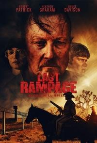 Last Rampage-DVD