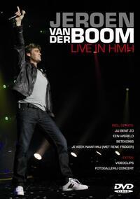 Jeroen Van Der Boom - Live In HMH-DVD