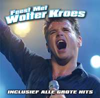 Feest Met Wolter-Wolter Kroes-CD
