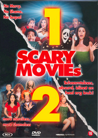 Scary Movie 1 & 2-DVD