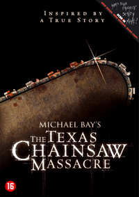 The Texas Chainsaw Massacre-DVD
