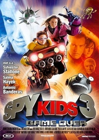 Spy Kids 3 - Game Over-DVD