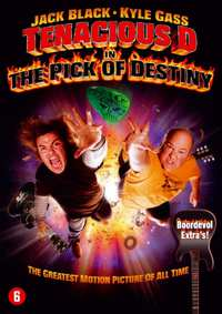 Tenacious D - The Pick Of Destiny-DVD
