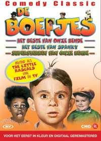 De Boefjes Classic Comedy Box-DVD