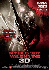 My Bloody Valentine (3D DVD)-DVD