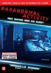 Paranormal Activity-DVD