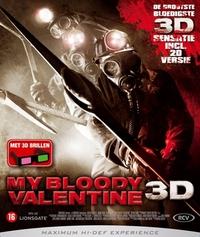 My Bloody Valentine (3D En 2D Blu-Ray)-3D Blu-Ray