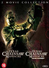 Texas Chainsaw Massacre 1 & 2-DVD