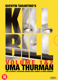 Kill Bill Vol. 1 & 2-DVD