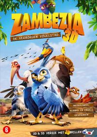 Zambezia (3D En 2D DVD)-DVD