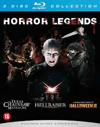 Horror Legends Box-Blu-Ray