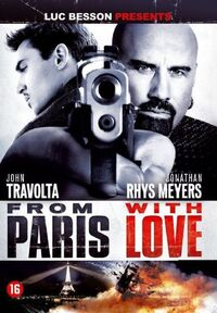 From Paris With Love-DVD